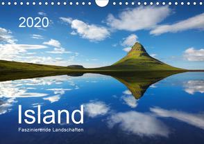 ISLAND 2020 – Faszinierende Landschaften (Wandkalender 2020 DIN A4 quer) von Koch,  Lucyna