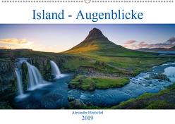 Island – Augenblicke 2019 (Wandkalender 2019 DIN A2 quer) von Höntschel,  Alexander