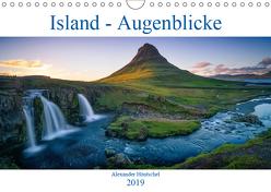 Island – Augenblicke 2019 (Wandkalender 2019 DIN A4 quer) von Höntschel,  Alexander