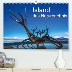 Island, das Naturerlebnis (Premium, hochwertiger DIN A2 Wandkalender 2021, Kunstdruck in Hochglanz) von Gundlach,  Joerg