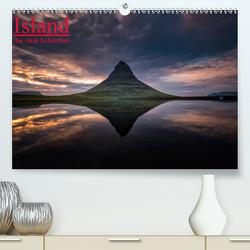 Island – die raue Schönheit (Premium, hochwertiger DIN A2 Wandkalender 2021, Kunstdruck in Hochglanz) von Weck,  Dieter