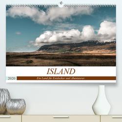 Island. Ein Land für Entdecker und Abenteurer. (Premium, hochwertiger DIN A2 Wandkalender 2020, Kunstdruck in Hochglanz) von Hennen,  Marcus