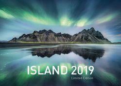 Island Exklusivkalender 2019 (Limited Edition)