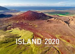 Island Exklusivkalender 2020 (Limited Edition) von Zwerger-Schoner,  Gerhard, Zwerger-Schoner,  Petra