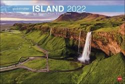 Island Globetrotter Kalender 2022 von Heye
