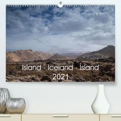 Island – Iceland – Ísland (Premium, hochwertiger DIN A2 Wandkalender 2021, Kunstdruck in Hochglanz) von Hiob,  Astrid