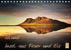 Island – Insel aus Feuer und Eis (Tischkalender 2018 DIN A5 quer) von Meyerdierks,  Carsten