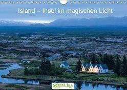 Island – Insel im magischen Licht (Wandkalender 2018 DIN A4 quer) von Hafen,  Thomas