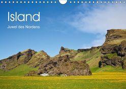 Island Juwel des Nordens (Wandkalender 2018 DIN A4 quer) von Roessler,  Fabian