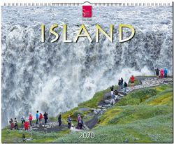 Island – Land aus Feuer und Eis von Galli,  Max