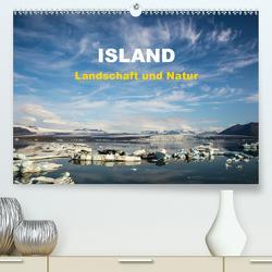 Island – Landschaft und Natur (Premium, hochwertiger DIN A2 Wandkalender 2020, Kunstdruck in Hochglanz) von Rusch - www.w-rusch.de,  Winfried