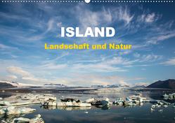 Island – Landschaft und Natur (Wandkalender 2020 DIN A2 quer) von Rusch - www.w-rusch.de,  Winfried