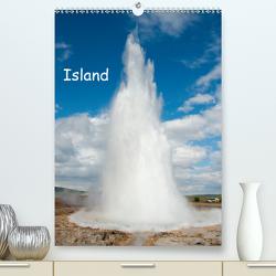 Island (Premium, hochwertiger DIN A2 Wandkalender 2021, Kunstdruck in Hochglanz) von Scholz,  Frauke