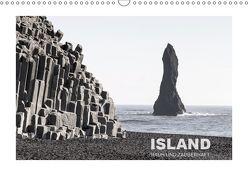 ISLAND – RAUH UND ZAUBERHAFTAT-Version (Wandkalender 2019 DIN A3 quer) von Steiner,  Ingrid