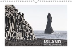 ISLAND – RAUH UND ZAUBERHAFTAT-Version (Wandkalender 2019 DIN A4 quer) von Steiner,  Ingrid