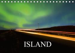 Island (Tischkalender 2021 DIN A5 quer) von Luedke,  Sebastian
