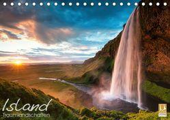 ISLAND – Traumlandschaften (Tischkalender 2019 DIN A5 quer) von Schratz blendeneffekte.de,  Oliver