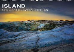 Island – Unberührte Landschaften (Wandkalender 2019 DIN A2 quer) von Paul Kaiser,  Frank