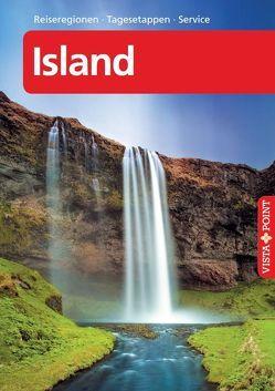 Island – VISTA POINT Reiseführer A bis Z von Venz,  Svenja