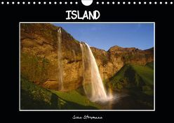 Island von Sven Strumann (Wandkalender 2019 DIN A4 quer) von Strumann,  Sven