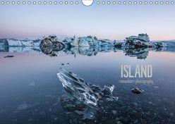 Island (Wandkalender 2019 DIN A4 quer) von Burri,  Roman