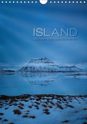 Island – Wundervolle Landschaften (Wandkalender 2018 DIN A4 hoch) von Paul Kaiser,  Frank