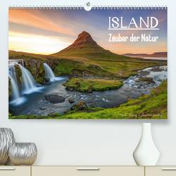 ISLAND – Zauber der Natur (Premium, hochwertiger DIN A2 Wandkalender 2021, Kunstdruck in Hochglanz) von Büchler und Christine Berkhoff,  Martin