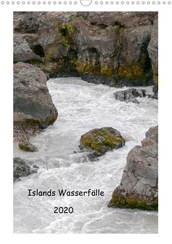 Islands Wasserfälle (Wandkalender 2020 DIN A3 hoch) von Stephan,  Robert