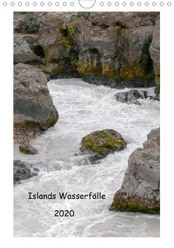 Islands Wasserfälle (Wandkalender 2020 DIN A4 hoch) von Stephan,  Robert