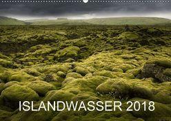 ISLANDWASSER 2018 (Wandkalender 2018 DIN A2 quer) von Schumacher,  Franz