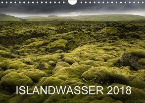 ISLANDWASSER 2018 (Wandkalender 2018 DIN A4 quer) von Schumacher,  Franz