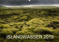 ISLANDWASSER 2019 (Wandkalender 2019 DIN A2 quer) von Schumacher,  Franz