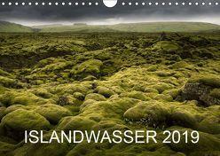 ISLANDWASSER 2019 (Wandkalender 2019 DIN A4 quer) von Schumacher,  Franz