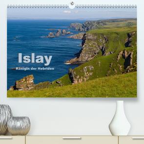Islay, Königin der Hebriden (Premium, hochwertiger DIN A2 Wandkalender 2020, Kunstdruck in Hochglanz) von Uppena (GdT),  Leon