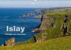 Islay, Königin der Hebriden (Wandkalender 2020 DIN A2 quer) von Uppena (GdT),  Leon