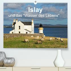 """Islay und das """"Wasser des Lebens"""" (Premium, hochwertiger DIN A2 Wandkalender 2021, Kunstdruck in Hochglanz) von Orth,  Egid"""