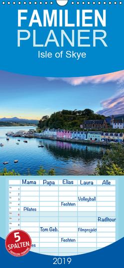 Isle of Skye 2019. Impressionen von Schottlands schönster Insel der Hebriden – Familienplaner hoch (Wandkalender 2019 , 21 cm x 45 cm, hoch) von Lehmann,  Steffani