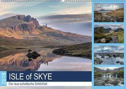 Isle of Skye, die raue schottische Schönheit (Wandkalender 2018 DIN A2 quer) von Kruse,  Joana