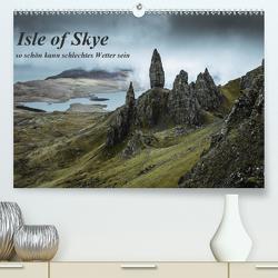 Isle of Skye – so schön kann schlechtes Wetter sein (Premium, hochwertiger DIN A2 Wandkalender 2020, Kunstdruck in Hochglanz) von Zocher,  Fabian