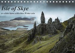 Isle of Skye – so schön kann schlechtes Wetter sein (Tischkalender 2020 DIN A5 quer) von Zocher,  Fabian