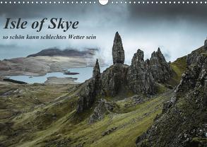 Isle of Skye – so schön kann schlechtes Wetter sein (Wandkalender 2020 DIN A3 quer) von Zocher,  Fabian