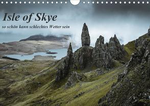 Isle of Skye – so schön kann schlechtes Wetter sein (Wandkalender 2020 DIN A4 quer) von Zocher,  Fabian
