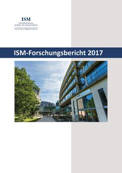 ISM-Forschungsbericht 2017 von Böckenholt,  Ingo, Rommel,  Kai