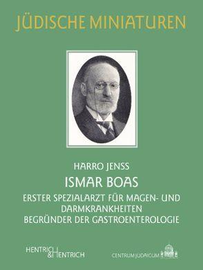 Ismar Boas von Jenss,  Harro