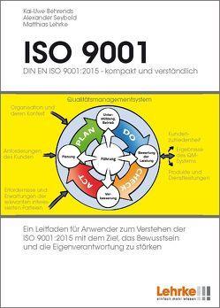 ISO 9001:2015 von Lehrke,  Matthias