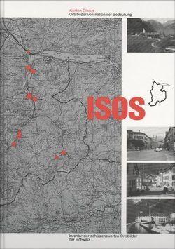 ISOS, Ortsbilder von nationaler Bedeutung Kanton Glarus