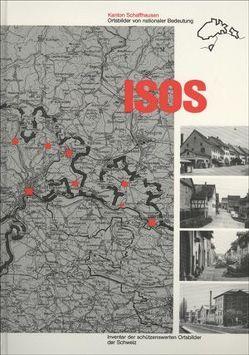ISOS, Ortsbilder von nationaler Bedeutung Kanton Schaffhausen