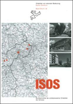 ISOS, Ortsbilder von nationaler Bedeutung Kanton Solothurn