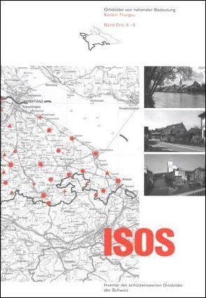 ISOS, Ortsbilder von nationaler Bedeutung Kanton Thurgau
