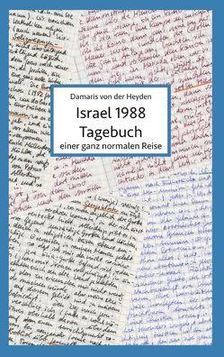 Israel 1988 von von der Heyden,  Damaris